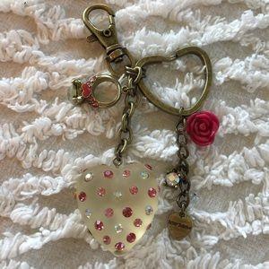 (Betsey Johnson) Keychain